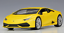 Welly-1-24-Lamborghini-Huracan-LP610-4-Diecast-Model-Racing-Car-Toy-Yellow-Boxed thumbnail 2