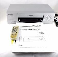 *- Orion VH 522 - Videorecorder - Videorekorder - Pal & NTSC