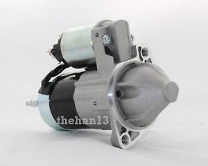 new starter motor fits mitsubishi outlander ze 2 4l petrol 4g64 rh ebay com 4G64 Industrial Engine Timing 4G64 Performance Parts