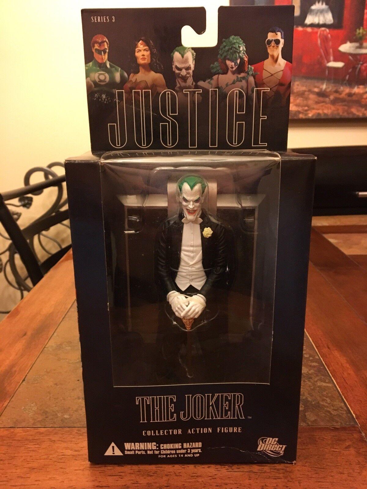 Joker von alex ross dc direkte gerechtigkeitsliga ser   1 sehr selten alex ross als joker