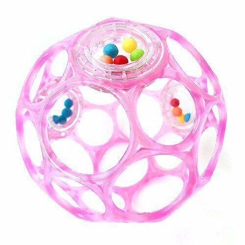 NEU /& OVP HCM Oball Rattle 10 cm Rasseln Ball Toy Kleinkinder Baby !555