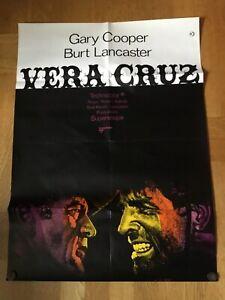 Vera-Cruz-Kinoplakat-70-Gary-Cooper-Burt-Lancaster