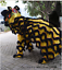Black-Lion-Dance-Mascot-Costume-Suit-Chinese-Folk-Art-Wool-Southern-Two-Adults thumbnail 7