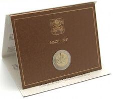 """2 euro commémorative Vatican 2011 """"26e Journées mondiales de la jeunesse"""""""
