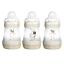 3-Count MAM Easy Start Anti-Colic Bottle Slow Flow 5 oz Newborn Essentials