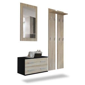 Entrata moderna Kira, mobile ingresso,appendiabiti,specchio ...