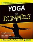 Yoga for Dummies® by Georg Feuerstein and Larry Payne (1999, Paperback)