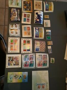 superbe lot blocs et timbres europa xx grosse COTE lot unique