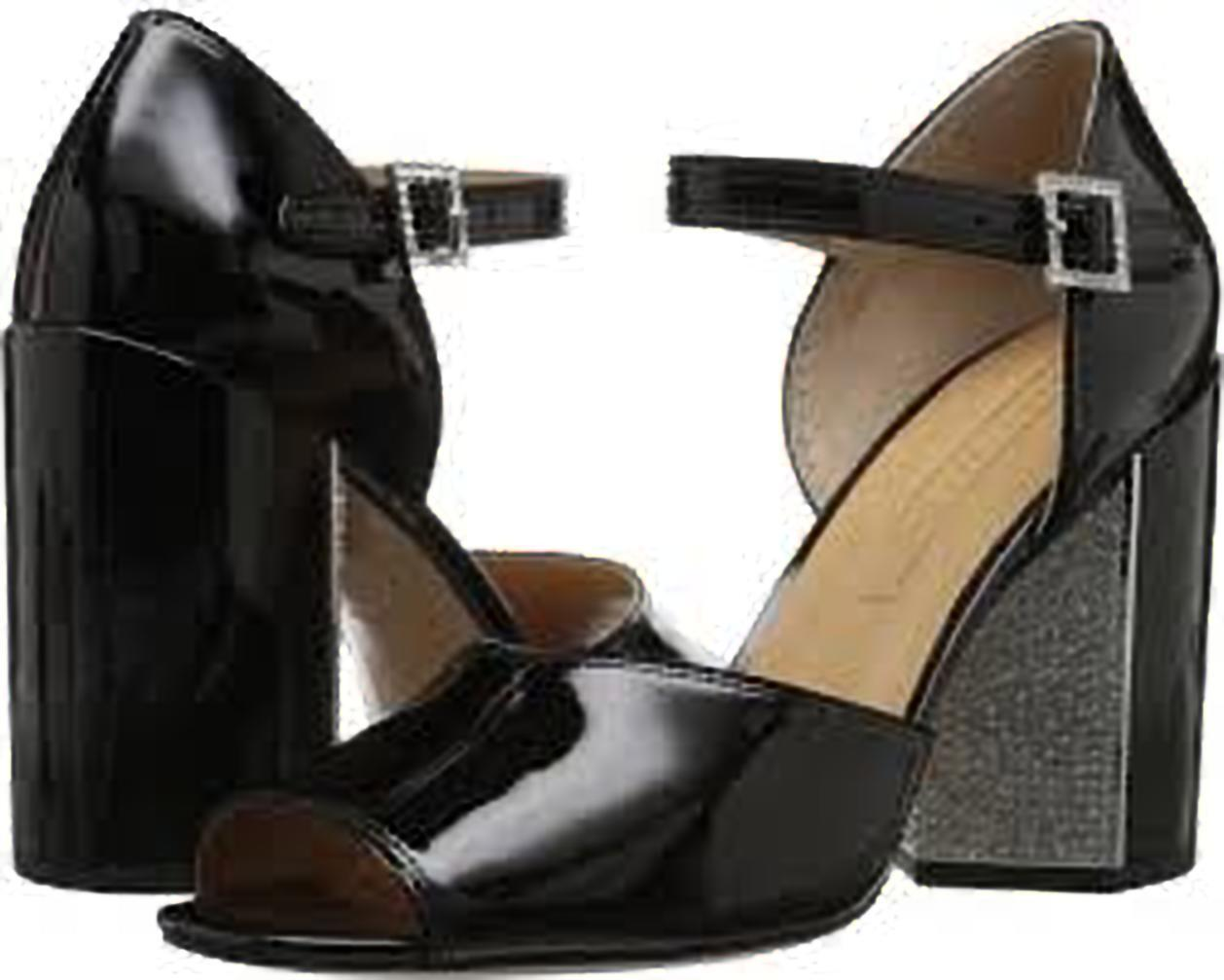 Marc Jacobs Kasia Strass Heeled Sandals Size 37.5