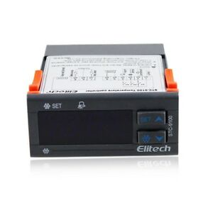 3 relay digital temperature controller with 2 sensor refrigeration rh ebay com Car Traction GM Traction Control System
