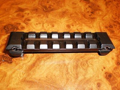 R8 S2 Picatinny Rail 137mm Long LRS 2 K95 Blaser R93