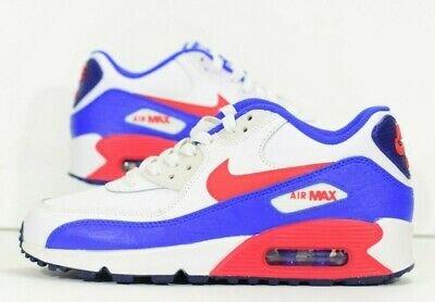 Nike Air Max 90 GS Youth Size 5 or Womens Size 6.5 724821 104 USA America sample | eBay