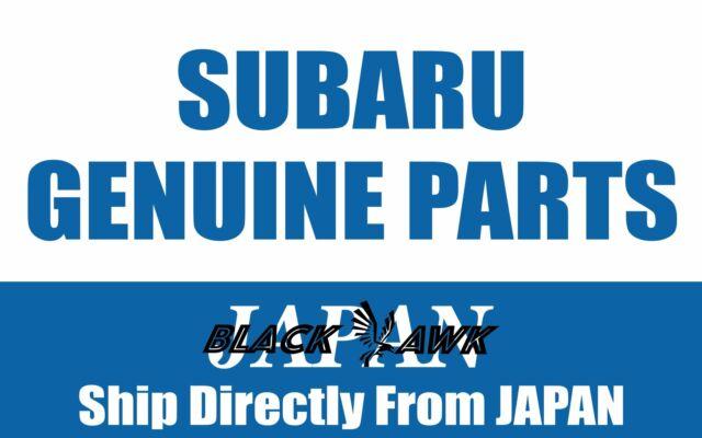 JDM OEM SUBARU IMPREZA GDB STI REAR STABILIZER BRACKET AND RING SET JAPAN F//S