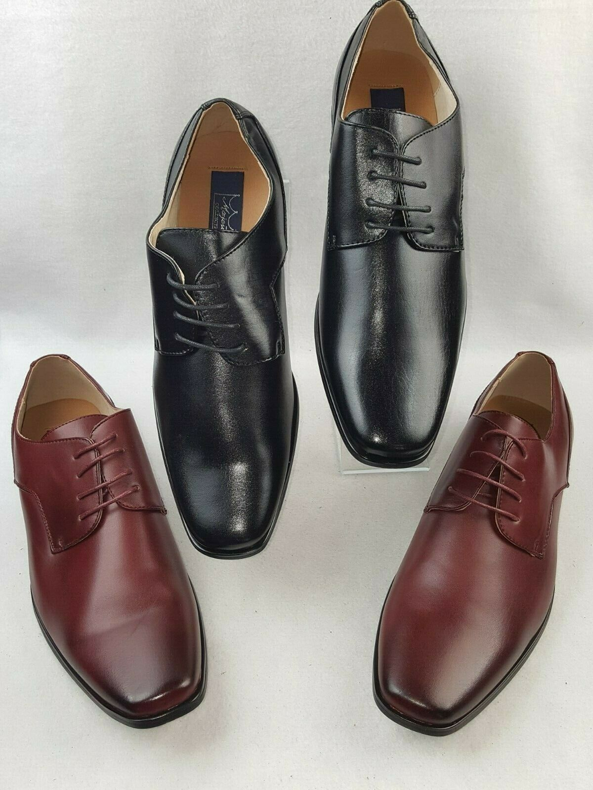 Majestic Collection  37683  Men's Lace-Up Oxford Dress shoes