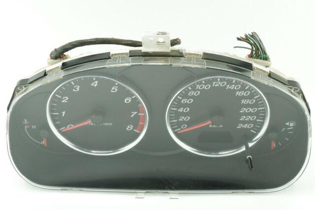 Compte-Tours Tableau de Bord Intégré GJ6RC Mazda 6 I'