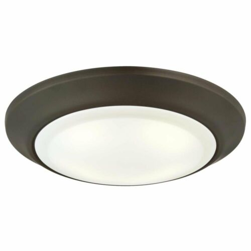 Westinghouse 6322700 LED Indoor//Outdoor Dimmable Surface Mount Wet Location,...