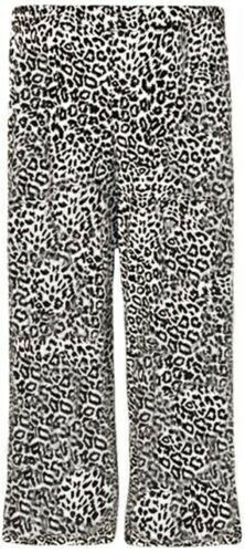 New Ladies Animal Print Palazzo Trousers Women/'s Summer Stylish Wide Flared Pant
