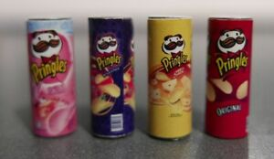 4-Pringles-Packets-Dollhouse-Miniature-Food-Snacks-Groceries-Barbie-Supply-Deco