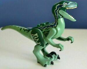 LEGO Jurassic World Claire Minifig Figur Dino Dinosaurier Raptor 75917