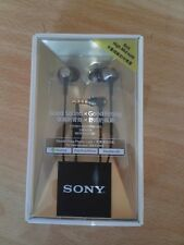 SONY EARPHONES MDR-EX650AP (iPhone 5, 6,ipod, ipad,  Android, BlackBerry)Sliver