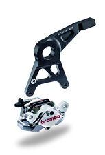 Brembo Rear Brake P2 CNC Caliper Kit Honda CBR 1000RR CBR1000RR CBR1000 Nickel