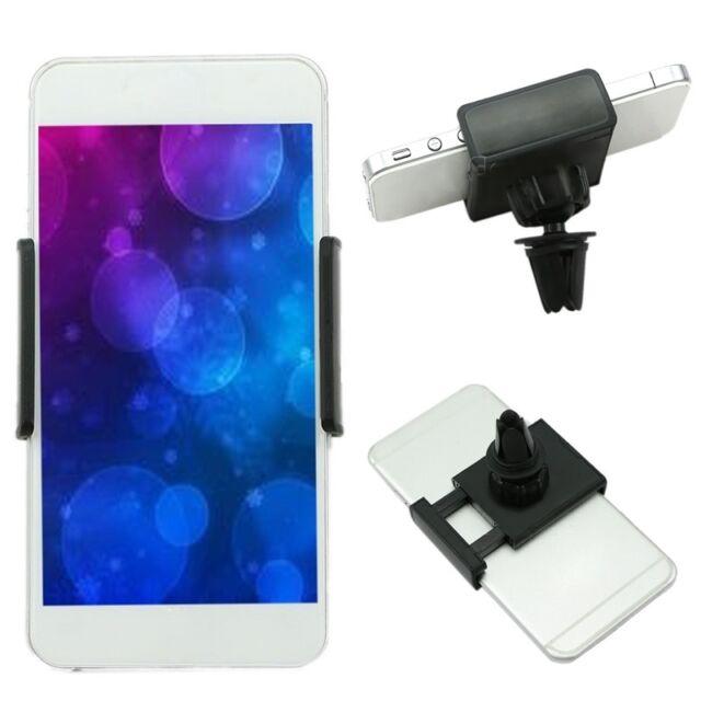 NeuUniversal 360° Auto KFZ Lüftungsgitter Handy Halterung für iPhone 6S Samsung!