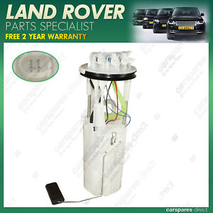 Land Rover Discovery 2 Td5 in Tank Fuel Pump Sender & Seal 2.5d Wfx000280
