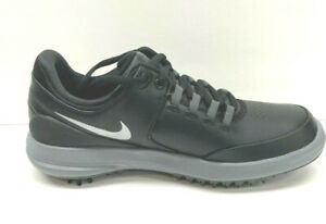 NIke-Size-10-Black-Golf-Shoes-New-Womens-Shoes