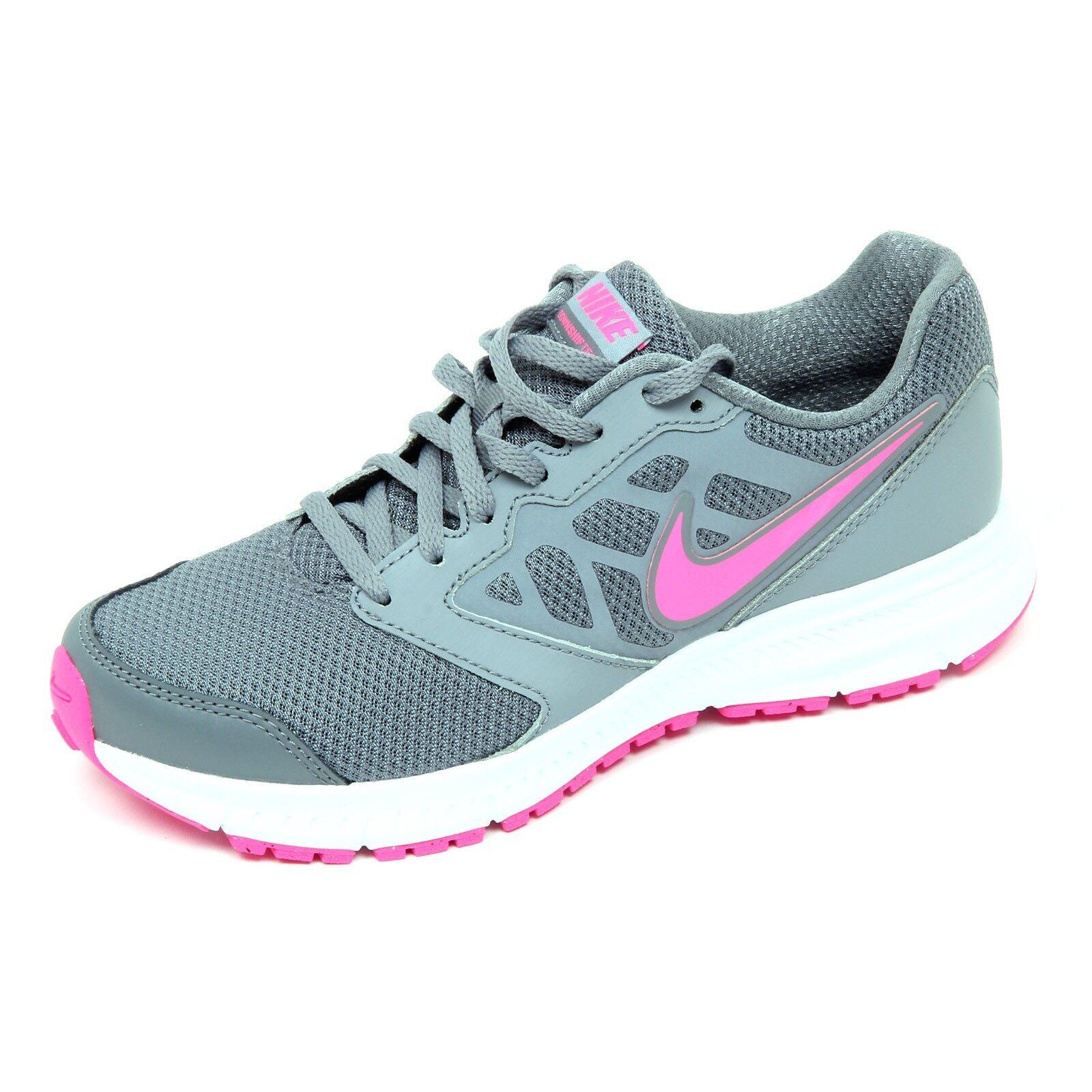 D1872 cortos mujer Nike Air downshifter downshifter downshifter 6 Scarpa gris zapatos Woman  sorteos de estadio