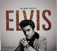 Various  - The Many Faces Of Elvis (3CD Box Set) New & Sealed