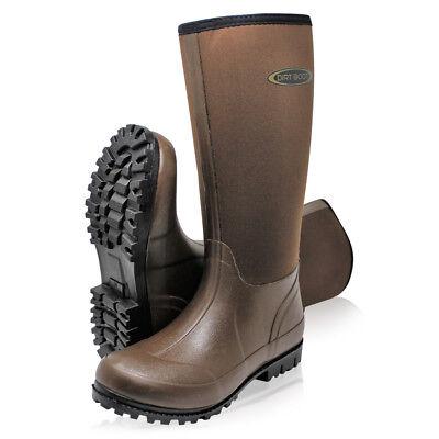 Fedele Dirt Boot ® Neoprene Stivali Di Gomma Wellington Impermeabile Muck Stivali Invernali Termici-mostra Il Titolo Originale Vendendo Bene In Tutto Il Mondo