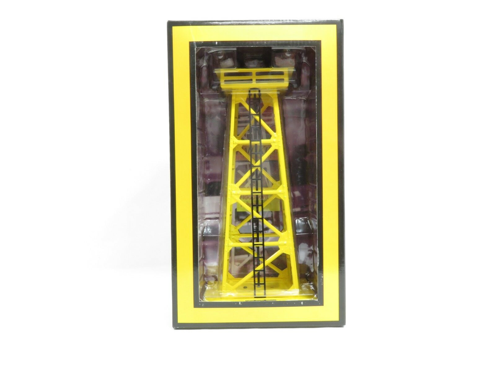 MTH 30-9025 Yellow Floodlight Tower NIB