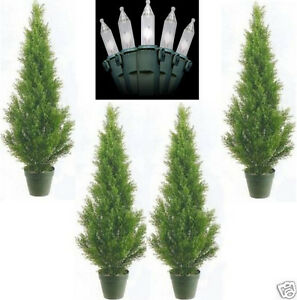 image is loading 4 cedar outdoor 3 039 topiary uv tree