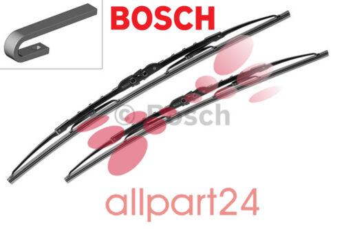 Länge 530//475 Scheibenwischer NEU Bosch 3397001280 Wischblatt Satz Twin 280