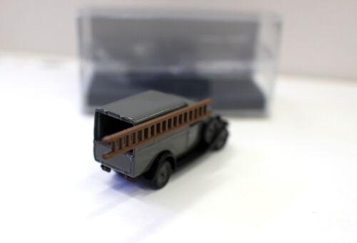 NOREV UV1 1//87 diecast model car CITROEN U11 Truck 1935 Grey Ramoneur