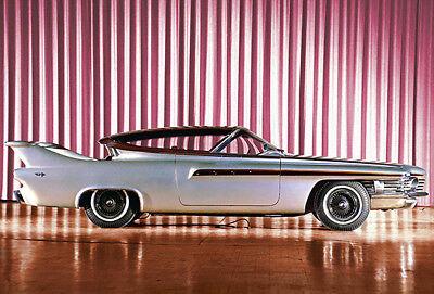 1961 Chrysler Turboflite Concept Car - Promotional Photo Poster
