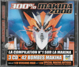 Cd - 300 % makina 2008