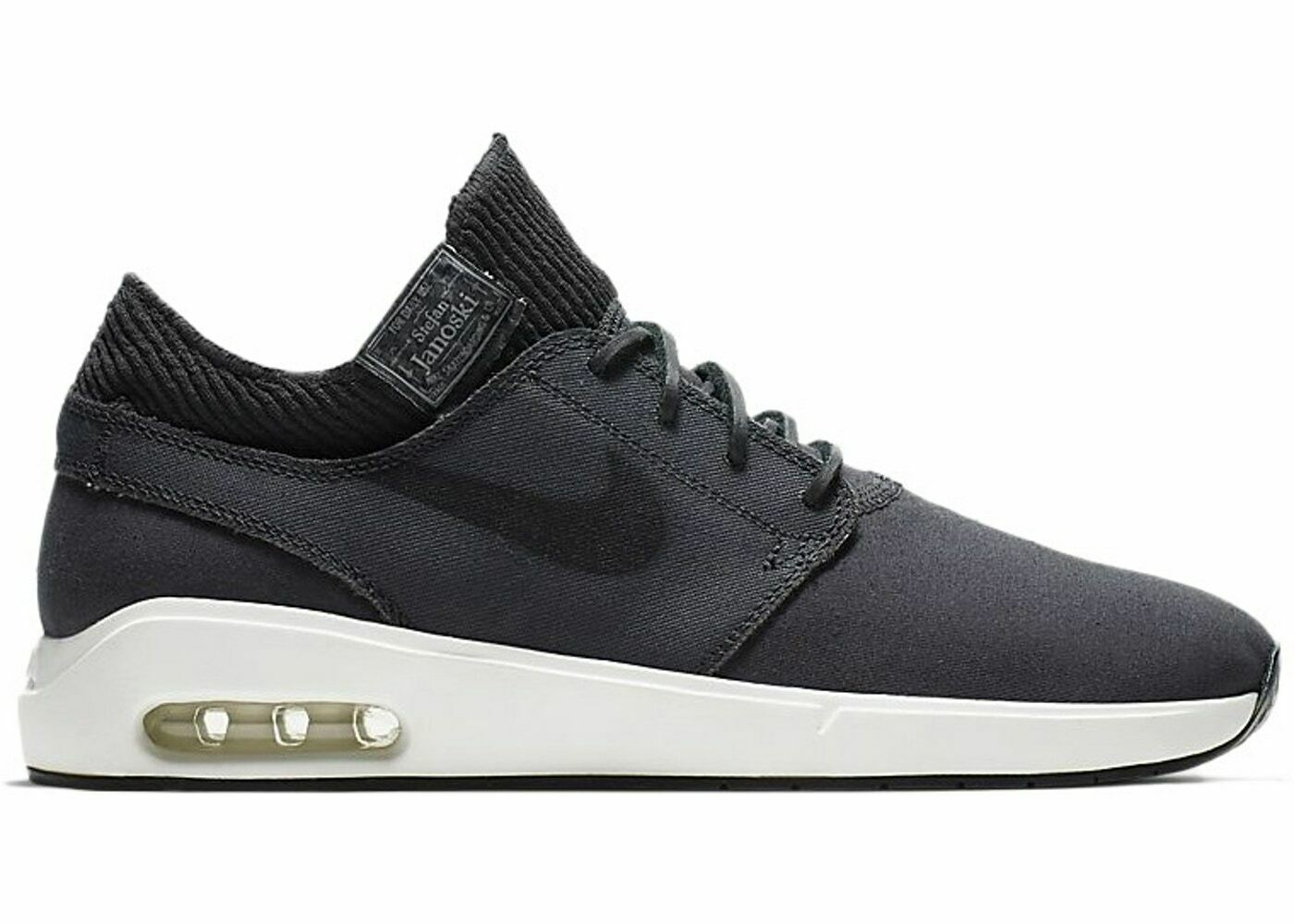 Size 9 - Nike SB Air Max II Janoski Premium Anthracite 2019 for ...