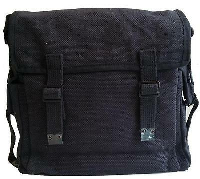Messenger Military Army Vintage Bag Canvas Satchel Shoulder Haversack Webbing