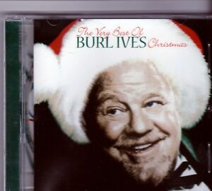 Burl Ives Christmas.Details About Burl Ives Very Best Christmas Cd Classic 60s White Christmas What Child Is This