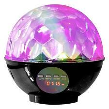 Altoparlante Bluetooth Sfera Specchiata ITEK Musica Wireless Batteria ricaricabile a LED