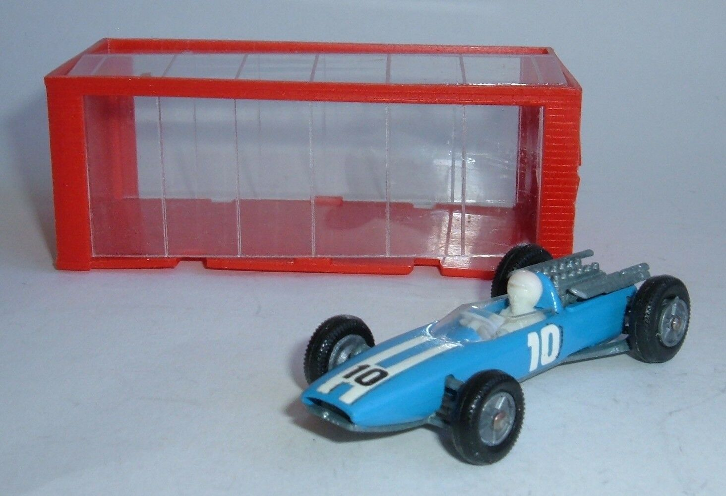Mini Dinky Spielzeugs No. 60, Cooper Formula 1 Racing voiture, - Superb Pristine Mint