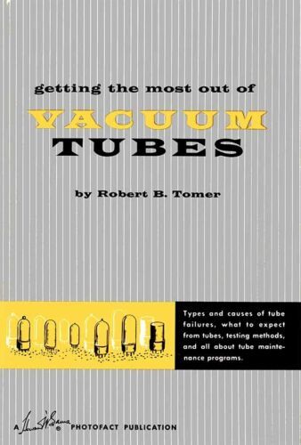GETTING THE MOST OUT OF VACUUM TUBES PDF BOOK
