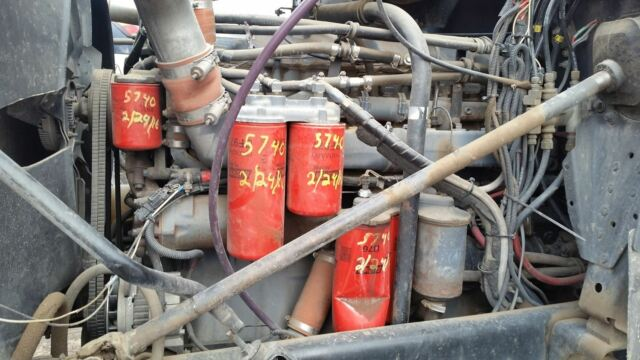 1994 mack e7 used engine - 427hp
