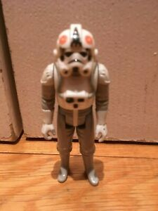 Discipliné At-at Driver -star Wars 1980, Erased Coo, 'made In' Still Legible. Vintage, Rare
