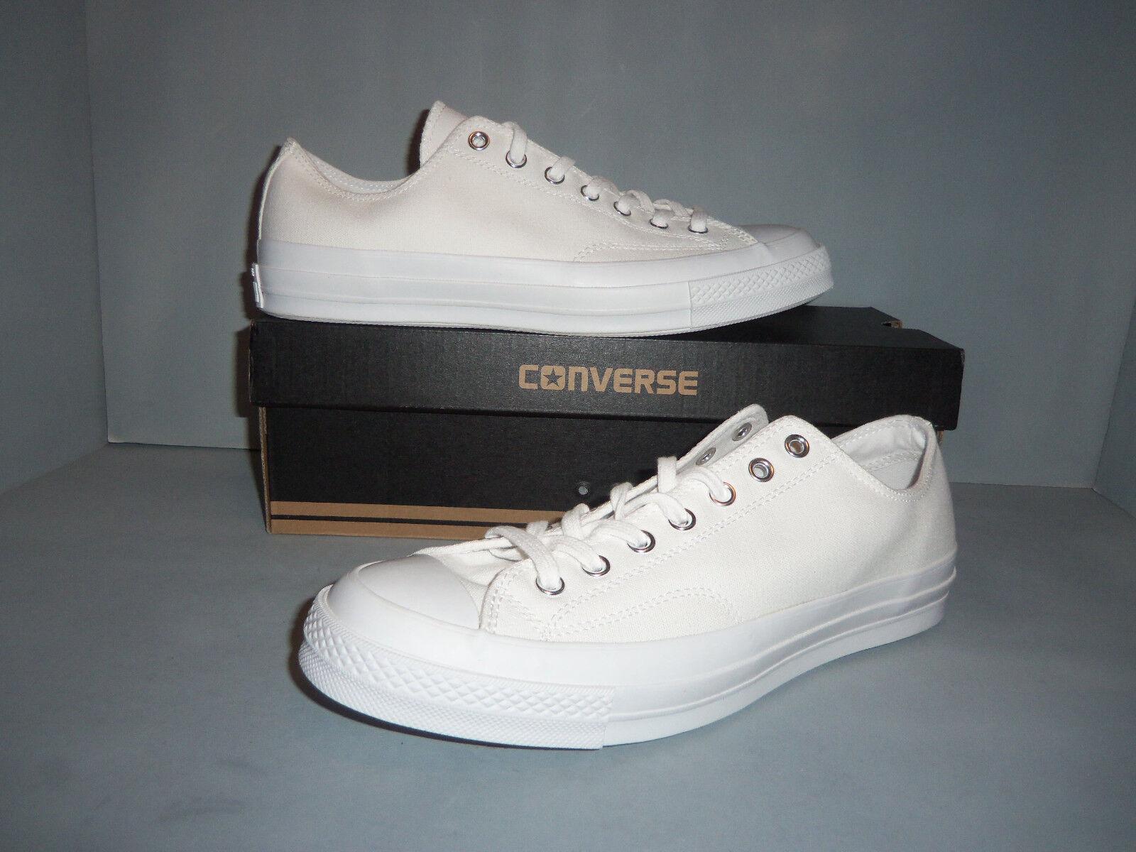 WHITE Uomo CONVERSE CHUCK TAYLOR ALL STAR 70 OX 1970 1147071C NIB NEW Sizes!!