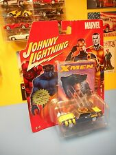 "JOHNNY LIGHTNING  XMEN 1971 PONTIAC GTO JUDGE  MARVEL    ""NIP"""