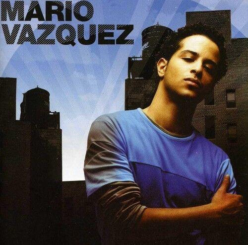 1 of 1 - Mario Vazquez - Mario Vazquez [New CD] Manufactured On Demand