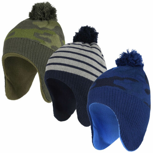 Regatta Harrie Boys Bobble Hat