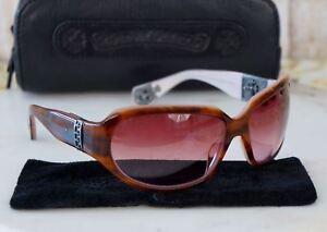 d5cb73982d9 Image is loading CHROME-HEARTS-Sweet-Shot-Sunglasses -Tortoiseshell-Gradient-Lens-